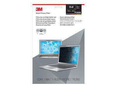 3M PF15.6W Blickschutzfilter Standard passend fuer Notebooks 39,6 cm Weit (entspricht 15,6 ZollWeit) 16:9