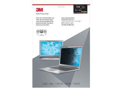 3M PF17.0W Blickschutzfilter Standard passend fuer Notebooks 43,2 cm Weit entspricht 17,0 Zoll Weit 16:10