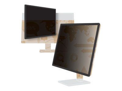 3M PF324W9 Framed Privacy Filter for Widescreen Desktop LCD Monitor 61cm 24Zoll