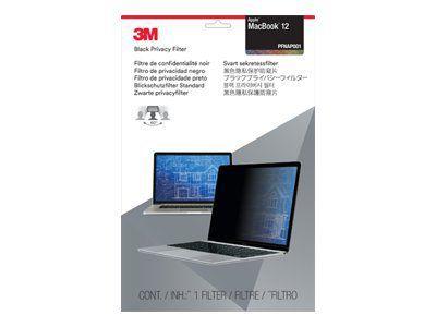 3M PFNAP001 Privacy Filter MacBook 30,5cm entspricht 12 Zoll schwarz