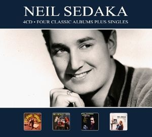 4 Classic Albums Plus Singles, Neil Sedaka