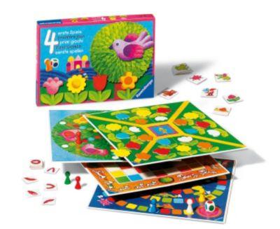 4 erste Spiele (Kinderspiel)