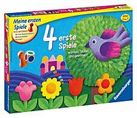 4 erste Spiele (Kinderspiel) - Produktdetailbild 1