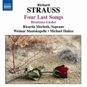 4 Last Songs/Brentano Lieder/+, Halasz, Staatskap.Weimar