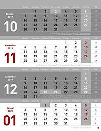 4-Monats-Planer 2019 - Produktdetailbild 13