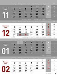4-Monats-Planer 2019 - Produktdetailbild 3