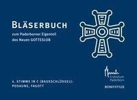 4. Stimme in C (Bassschlüssel): Posaune, Fagott