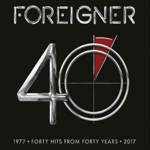 40 (2 CDs), Foreigner