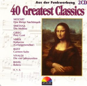 40 Greatest Classics, Diverse Interpreten