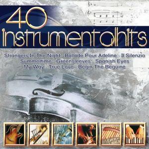 40 Instrumentalhits, Diverse Interpreten