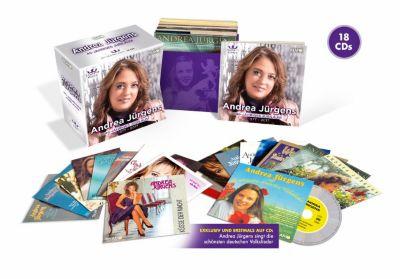 40 Jahre - Die Andrea Jürgens Collection 1977-2017 (Limited Edition Boxset), Andrea Jürgens