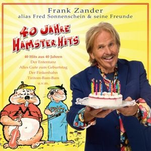 40 Jahre Hamster Hits, Frank Alias Fred Sonnenschein&Seine Freunde Zander