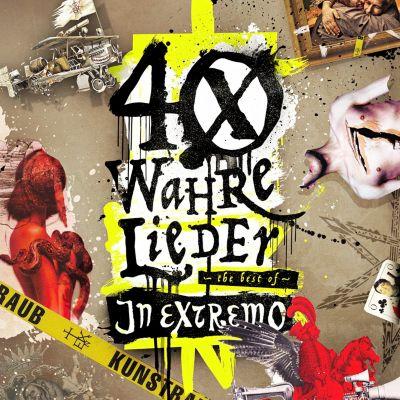 40 wahre Lieder (2 CDs), In Extremo
