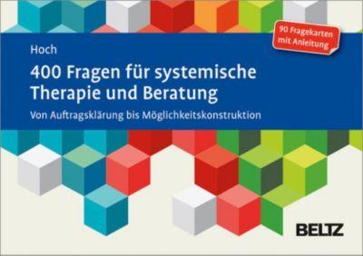 400 Fragen für systemische Therapie und Beratung, Roman Hoch
