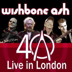 40th Anniversary Concert-Live In London (Vinyl), Wishbone Ash