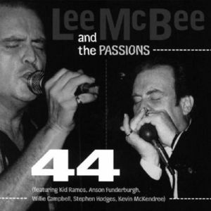 44, Lee & The Passions Mcbee