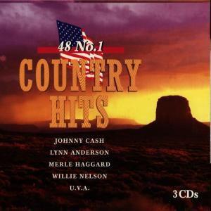 48 No.1 Country Hits, Diverse Interpreten