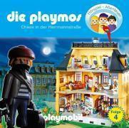 (4)Chaos In Der Hermannstrasse, Die Playmos