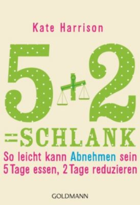 5+2= schlank, Kate Harrison