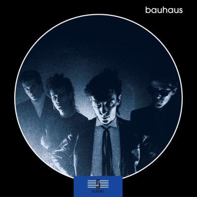 5 Albums Box Set, Bauhaus