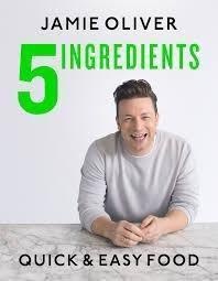 5 Ingredients - Quick & Easy Food, Jamie Oliver