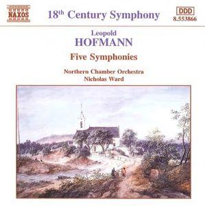 5 Sinfonien, Ward, Northern Chamber Orch.