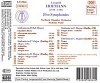 5 Sinfonien - Produktdetailbild 1