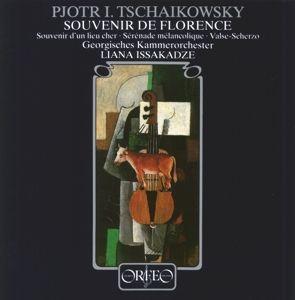 5 Stücke F.Violine U.Klavier/Souvenir De Florence, Issakadze, Georgisches Kammerorchester