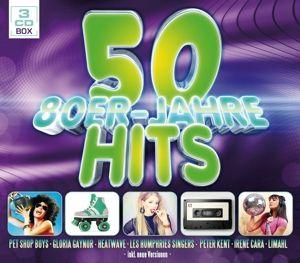50 80er-Jahre Hits, Diverse Interpreten