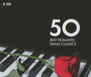 50 Best Romantic Piano Classic, Andsnes, Collard, Pollini, Hough