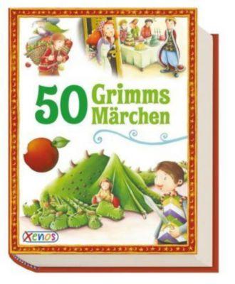 50 Grimms Märchen, Jacob Grimm, Wilhelm Grimm