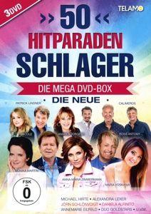 50 Hitparaden Schlager-Die Neue, Diverse Interpreten