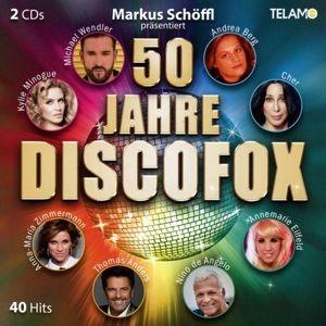50 Jahre Discofox, Diverse Interpreten