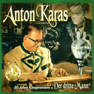 50 Jahre Kinopremiere Der Dritte Mann, Anton Karas