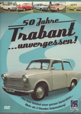 50 Jahre Trabant ... unvergessen!, DVD