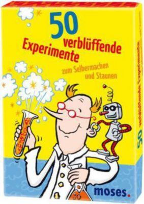 50 verblüffende Experimente zum Selbermachen und Staunen (Experimentierkasten), Silvia Schmitz