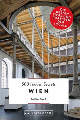 500 Hidden Secrets Wien - Tanja Paar  