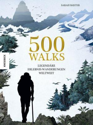 500 Walks - Sarah Baxter |