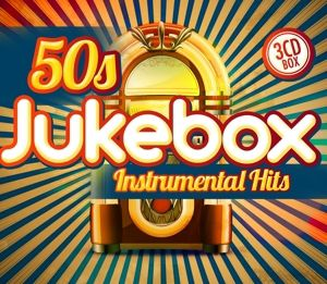 50s Jukebox Instrumental Hits, Diverse Interpreten