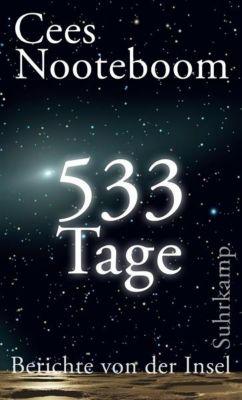 533 Tage. Berichte von der Insel, Cees Nooteboom
