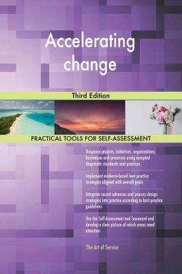 5STARCooks: Accelerating change Third Edition, Gerardus Blokdyk