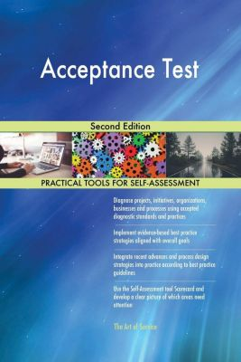 5STARCooks: Acceptance Test Second Edition, Gerardus Blokdyk