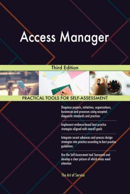 5STARCooks: Access Manager Third Edition, Gerardus Blokdyk