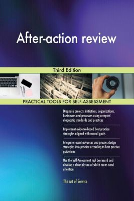 5STARCooks: After-action review Third Edition, Gerardus Blokdyk
