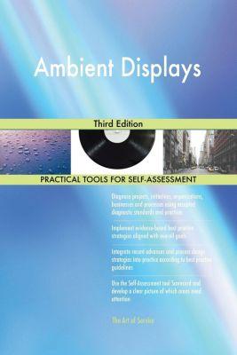 5STARCooks: Ambient Displays Third Edition, Gerardus Blokdyk