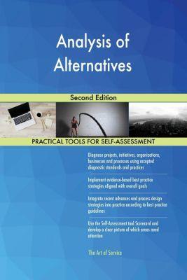 5STARCooks: Analysis of Alternatives Second Edition, Gerardus Blokdyk