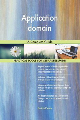 5STARCooks: Application domain A Complete Guide, Gerardus Blokdyk