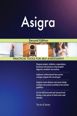 5STARCooks: Asigra Second Edition, Gerardus Blokdyk