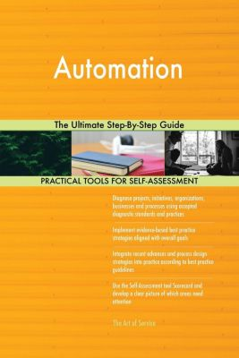 5STARCooks: Automation The Ultimate Step-By-Step Guide, Gerardus Blokdyk