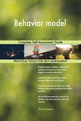 5STARCooks: Behavior model Complete Self-Assessment Guide, Gerardus Blokdyk